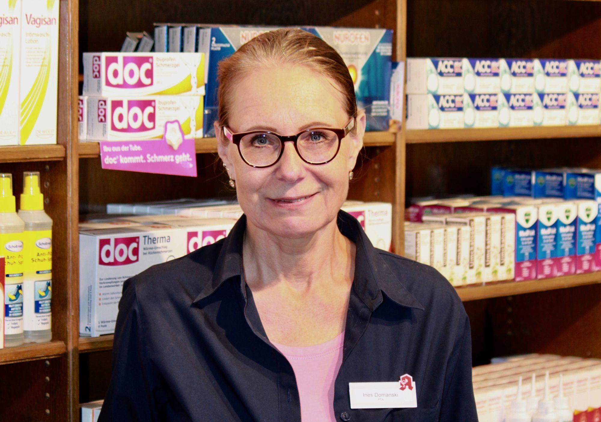 Ines Domanski